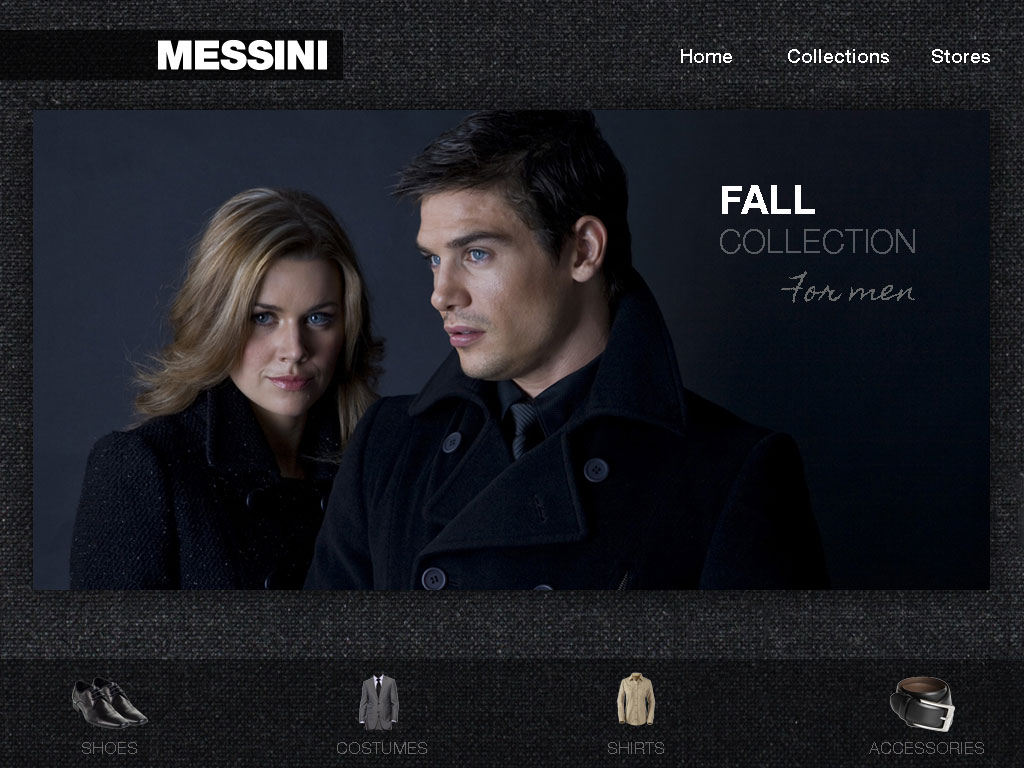 Messini - Fall Collection for Men